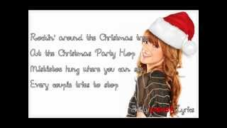"""Rockin' Around The Christmas Tree"" - Bella Thorne (Lyrics Video)"