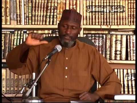 Sheikh Awwal Albany Zaria(Umdatul Ahkam 5c)