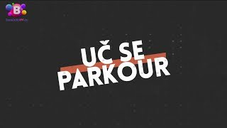 Uč se parkour s Vítkem | Salto dopředu