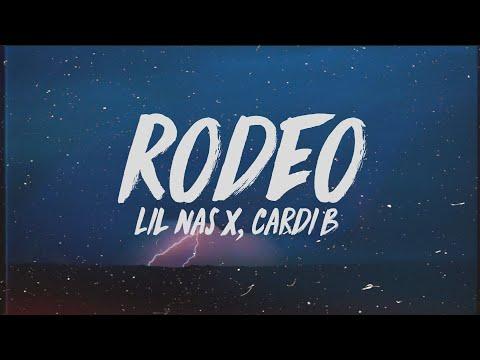 Lil Nas X - Rodeo (Lyrics) ft. Cardi B