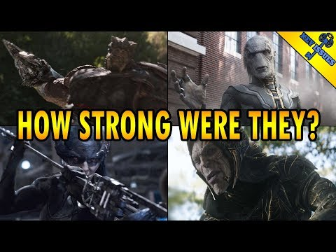 How Powerful Was the Black Order?