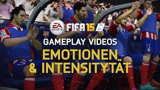 FIFA 15 - Emotionen & Intensität