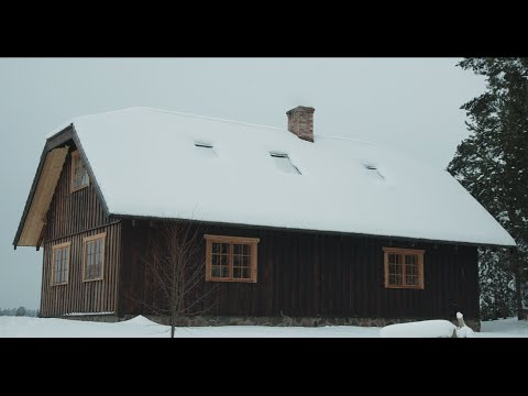 Watching A Log Cabin Hand Built From Scratch Will Make You Want To Live In A Forest