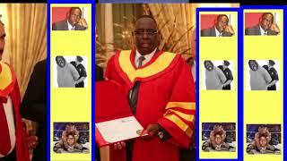 Galsen Daffa   Grand rassemblement lpour exiger la libération de notre grand patriote Assane Diouf N