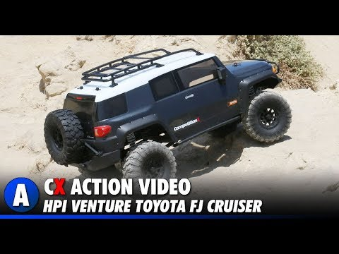 HPI Venture Toyota FJ Cruiser (RTR)