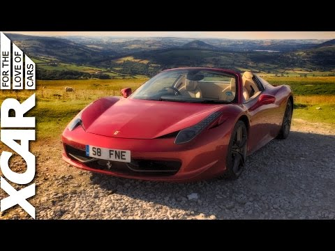 Ferrari 458 Spider: Is This Awesome V8 The Last Of Its Kind? - XCAR