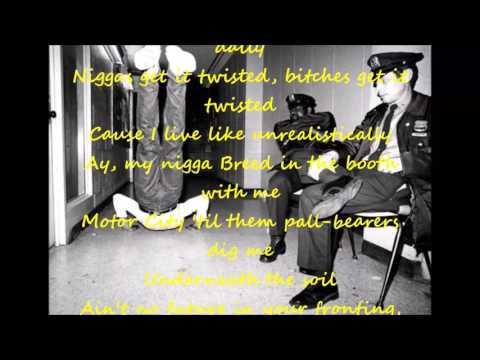 Mc Breed ft Obie Trice - Crazy  2012  rap Lyrics