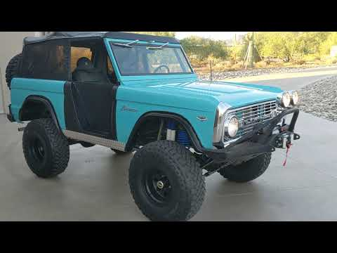 Video of '67 Bronco - QEE2