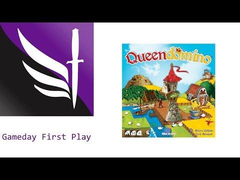 Queendomino - Gameday First Play