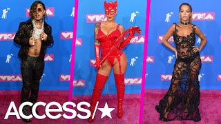 Worst Dressed At The 2018 MTV Video Music Awards