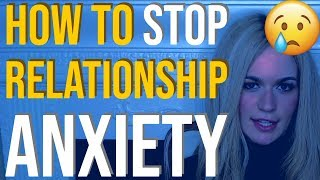 3 Mindset Shifts To STOP Relationship Anxiety 👌😊