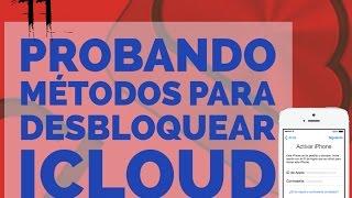 PROBANDO MÉTODOS PARA QUITAR ICLOUD | HOST Y DOULCI ACTIVATOR |