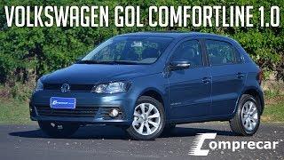 Volkswagen Gol Comfortline 1.0 três cilindros 2017