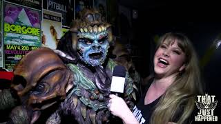Pustulus Maximus of GWAR - Live Interview