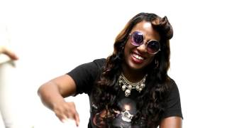 "Gangsta Boo Taste Tests 50 Cent ""EFFEN Vodka"" and Gives Honest Review"