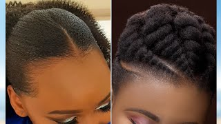 50+ Best African Natural Hairstyles Image In 2020/  Latest Natural Hairstyles For Black Women
