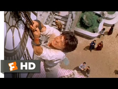 Jackie Chan's Project A (8/10) Movie CLIP - Safety Last (1983) HD