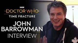 John Barrowman Interview | Time Fracture