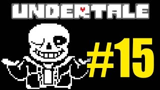 I KILLED SOMEONE!! - Let's Play UnderTale #15