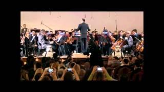 Дарт Вейдер в Московской консерватории