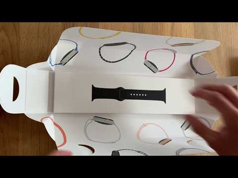 *NEW Apple Watch Series 4 (44mm)* Unboxing & Erster Eindruck