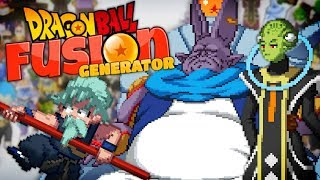 What are These ABOMINATIONS?!   Dragon Ball Fusion Generator