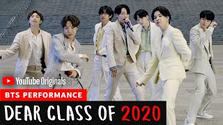 BTS | Dear Class Of 2020