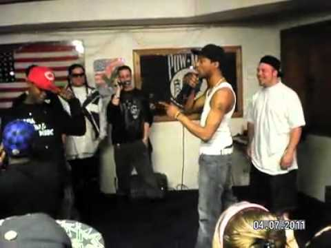 BFM ENT...Freestyle Battle Round 1-Fettuccine Vs Duke 2011