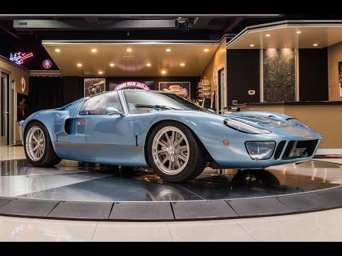 Video of '65 GT40 - PVXX