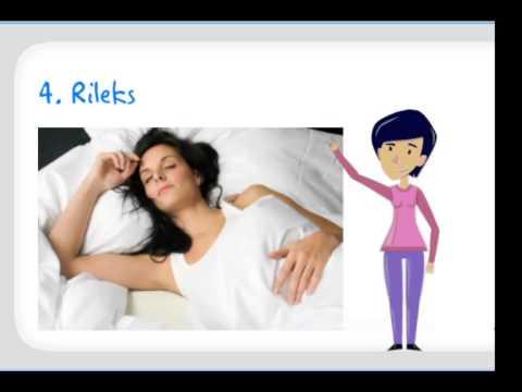 Video Tips Agar Cepat Tidur Lelap