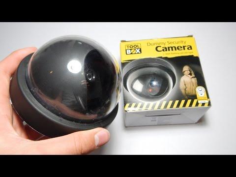 Dummy Dome CCTV Camera
