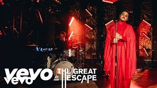 Seinabo Sey - Hard Time (Live) - Vevo UK @ The Great Escape 2015