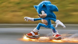 SONIC | Trailer & Filmclips deutsch german [HD]