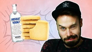 Irish People Try Alcohol Cookies