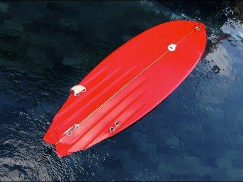 Allan Byrne Channel Bottom Gun Review no.51 | CompareSurfboards.com