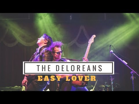 The Deloreans - 80's Band Video