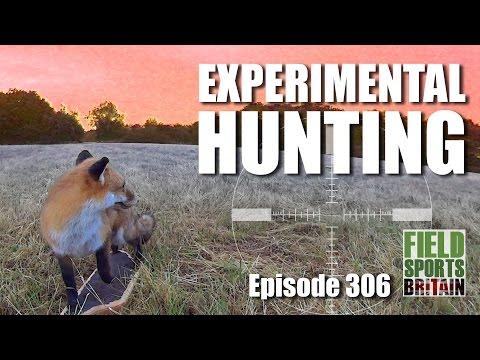 Fieldsports Britain – Experimental Hunting