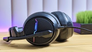 Jeecoo Stereo Gaming Headset Review & Mic Test - Xiberia V20