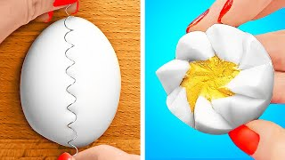 COOL EGG HACKS    VALUABLE HOME HACKS FOR ALL OCCASIONS