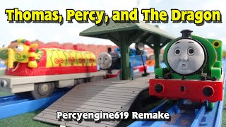 Tomy Thomas, Percy, And The Dragon