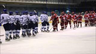 Окончание матча Локомотив-97 - Динамо-97