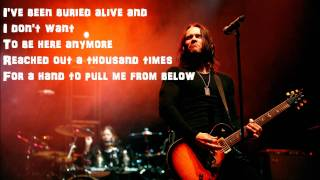 Buried Alive by Alter Bridge Lyrics