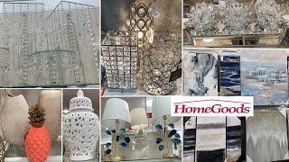 HomeGoods Walkthrough * Bling Decor * Lamps * Wall Arts   Shop With Me Jan 2021
