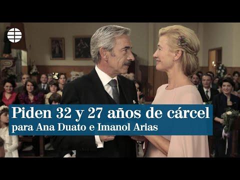, title :'La Fiscalia pide 32 años de carcel para Ana Duato y 27 para Imanol Arias'