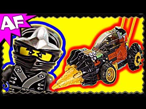 Vidéo LEGO Ninjago 70502 : La foreuse de Cole