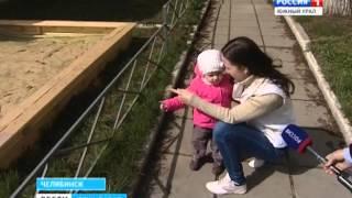 В детсаду ребенка забыли на улице