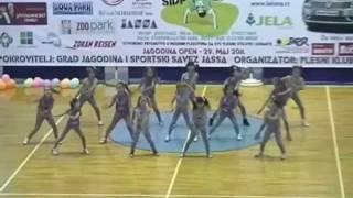 AQUA dance club - We just look like angels
