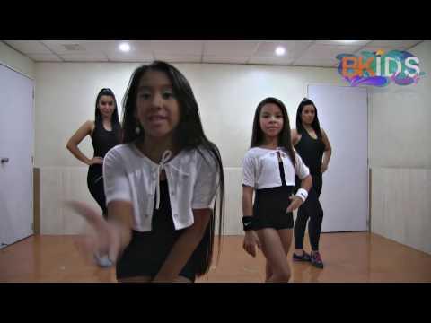 Segmento de Baile - Bk Kids Models / Programa 1 - YouTube