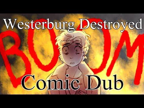 Westerburg Destroyed    Heathers Comic Dub