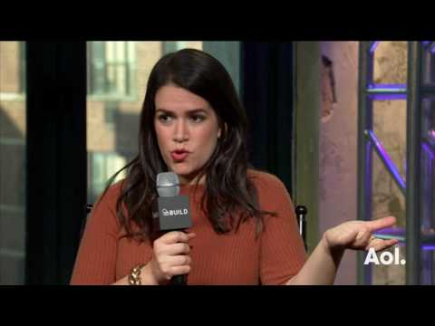 Abbi Jacobson Discusses Her Book,